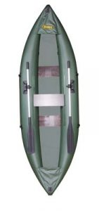 Фото лодки Инзер К (каноэ) (весла)