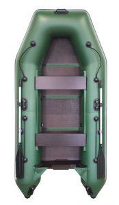 Лодка ПВХ Аква 2900 С надувная под мотор
