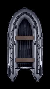 Фото лодки Апачи 3300 НДНД надувное дно низкого давления