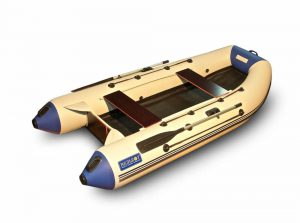 Лодка ПВХ Камыш 3200 НД серия N под мотор надувная двухместная