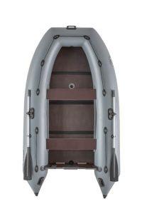 Лодка ПВХ Пиранья 320 Q5 SL килевая надувная под мотор