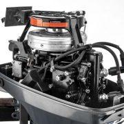 Фото мотора Микатсу (Mikatsu) M9,8FHS (9,8 л.с., 2 такта)