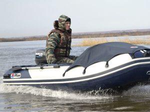 Фото лодки SMarine SDP 330