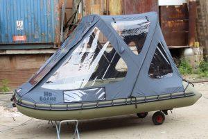 Фото Тент-трансформер на лодку Штормлайн (Stormline) Adventure Standard 310