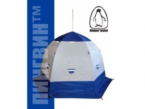 Фото Зимняя палатка Пингвин 2 с дышащим верхом (1-сл.)